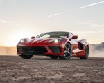 2020 Chevrolet Corvette Stingray (Color: Torch Red) Front Wallpapers 150x120 (24)