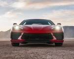 2020 Chevrolet Corvette Stingray (Color: Torch Red) Front Wallpapers 150x120 (25)