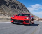 2020 Chevrolet Corvette Stingray (Color: Torch Red) Front Wallpapers 150x120 (16)