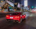 2020 Chevrolet Corvette Stingray (Color: Torch Red) Rear Wallpapers 150x120 (32)