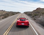 2020 Chevrolet Corvette Stingray (Color: Torch Red) Rear Wallpapers 150x120 (19)