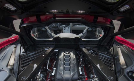 2020 Chevrolet Corvette Stingray Engine Wallpapers 450x275 (91)