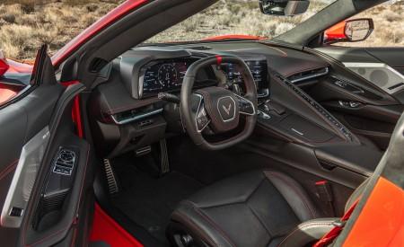 2020 Chevrolet Corvette Stingray Interior Cockpit Wallpapers 450x275 (40)