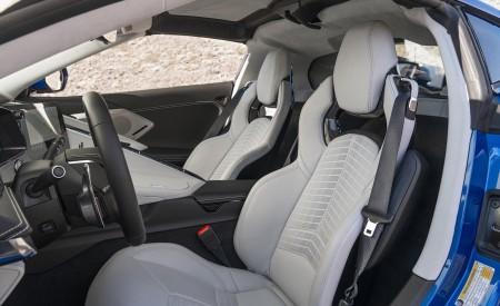 2020 Chevrolet Corvette Stingray Interior Front Seats Wallpapers 450x275 (70)