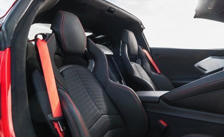 2020 Chevrolet Corvette Stingray Interior Front Seats Wallpapers 450x275 (37)