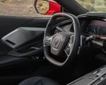2020 Chevrolet Corvette Stingray Interior Steering Wheel Wallpapers 150x120 (36)