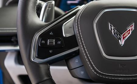 2020 Chevrolet Corvette Stingray Interior Steering Wheel Wallpapers 450x275 (71)