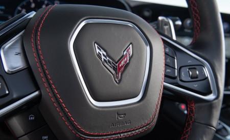 2020 Chevrolet Corvette Stingray Interior Steering Wheel Wallpapers 450x275 (35)