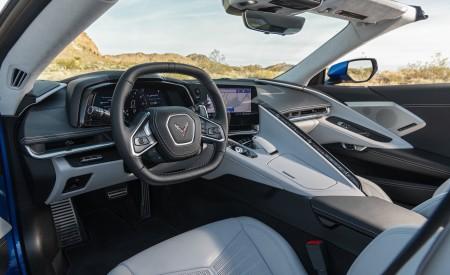 2020 Chevrolet Corvette Stingray Interior Wallpapers 450x275 (41)