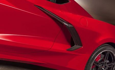 2020 Chevrolet Corvette Stingray Side Vent Wallpapers 450x275 (87)