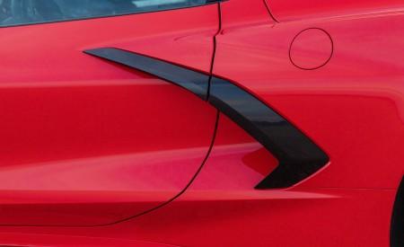 2020 Chevrolet Corvette Stingray Side Vent Wallpapers 450x275 (33)