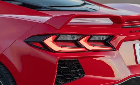 2020 Chevrolet Corvette Stingray Tail Light Wallpapers 450x275 (34)
