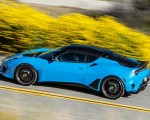 2020 Lotus Evora GT (Color: Cyan Blue) Side Wallpapers 150x120 (4)