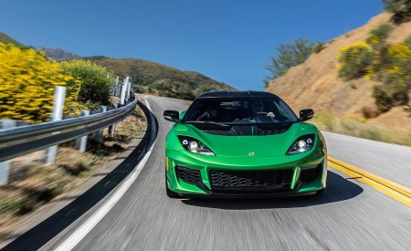 2020 Lotus Evora GT (Color: Vivid Green) Front Wallpapers 450x275 (7)