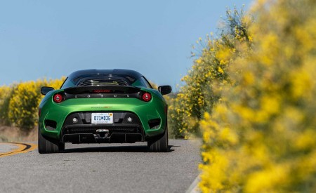 2020 Lotus Evora GT (Color: Vivid Green) Rear Wallpapers 450x275 (9)