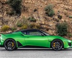 2020 Lotus Evora GT (Color: Vivid Green) Side Wallpapers 150x120 (11)
