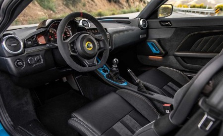 2020 Lotus Evora GT Interior Wallpapers 450x275 (5)