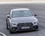2020 Mercedes-AMG CLA 45 (Color: Designo Mountain Gray Magno) Front Wallpapers 150x120 (24)