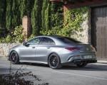 2020 Mercedes-AMG CLA 45 (Color: Designo Mountain Gray Magno) Rear Three-Quarter Wallpapers 150x120 (45)
