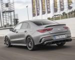 2020 Mercedes-AMG CLA 45 (Color: Designo Mountain Gray Magno) Rear Three-Quarter Wallpapers 150x120 (26)