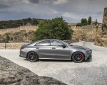 2020 Mercedes-AMG CLA 45 (Color: Designo Mountain Gray Magno) Side Wallpapers 150x120 (47)