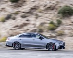 2020 Mercedes-AMG CLA 45 (Color: Designo Mountain Gray Magno) Side Wallpapers 150x120 (38)