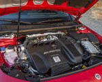 2020 Mercedes-AMG CLA 45 (Color: Jupiter Red) Engine Wallpapers 150x120 (13)