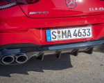 2020 Mercedes-AMG CLA 45 (Color: Jupiter Red) Exhaust Wallpapers 150x120 (12)