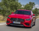 2020 Mercedes-AMG CLA 45 Wallpapers HD
