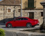 2020 Mercedes-AMG CLA 45 (Color: Jupiter Red) Side Wallpapers 150x120 (11)