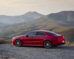 2020 Mercedes-AMG CLA 45 (Color: Jupiter Red) Side Wallpapers 150x120 (10)