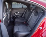 2020 Mercedes-AMG CLA 45 Interior Rear Seats Wallpapers 150x120 (14)