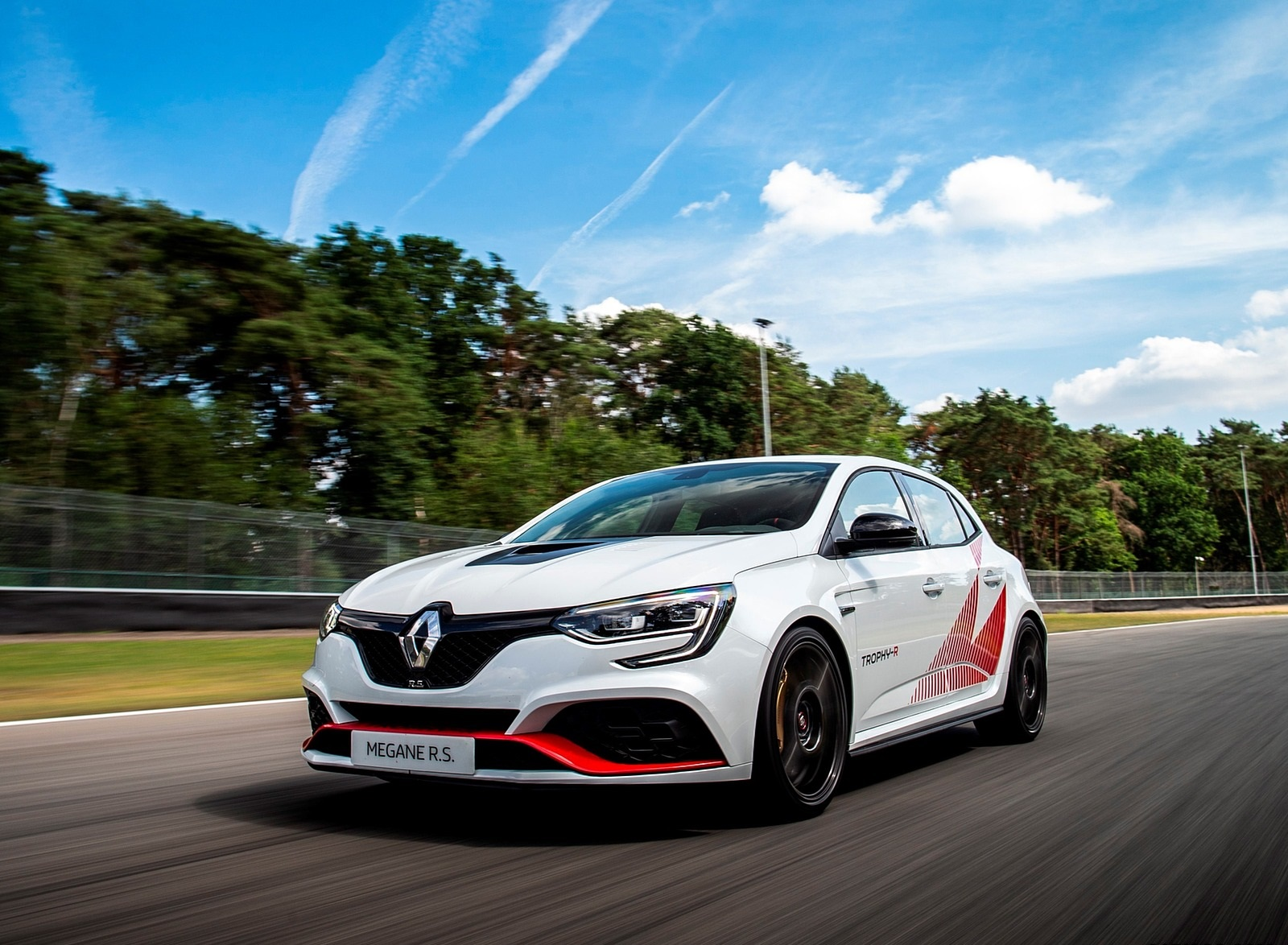 2020 Renault Mégane R.S. Trophy-R Front Three-Quarter Wallpapers (1)