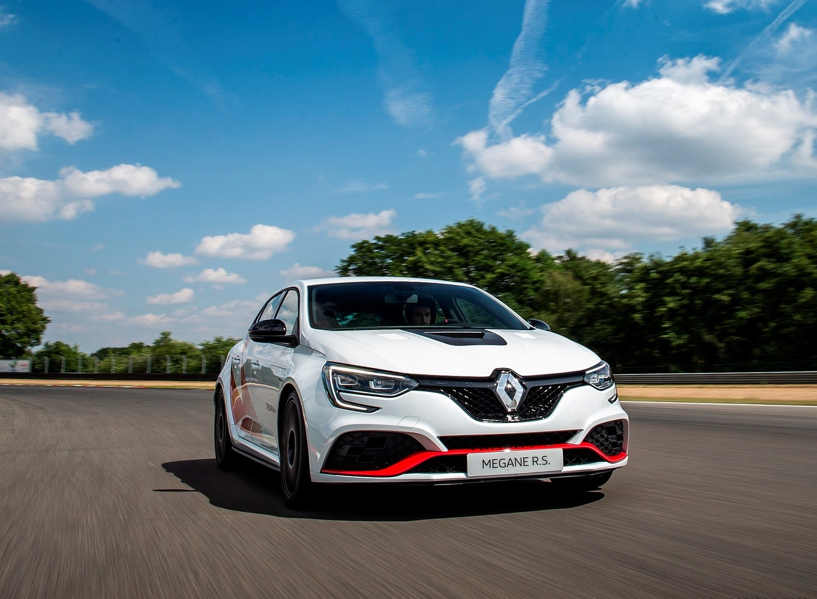 2020 Renault Megane R S Trophy R Front Wallpapers 8 Newcarcars