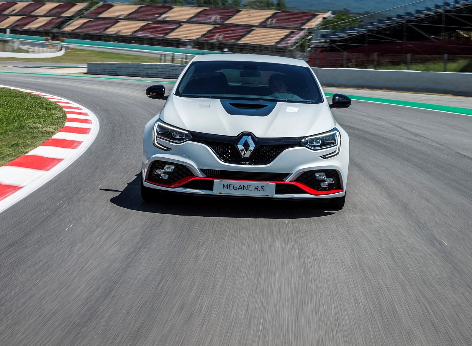 2020 Renault Mégane R.S. Trophy-R Front Wallpapers (9)