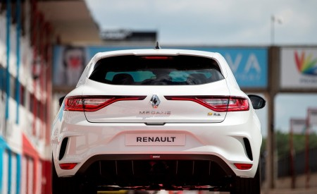 2020 Renault Mégane R.S. Trophy-R Rear Wallpapers 450x275 (32)