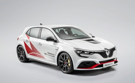 2020 Renault Mégane R.S. Trophy-R Record Version Front Three-Quarter Wallpapers 450x275 (53)