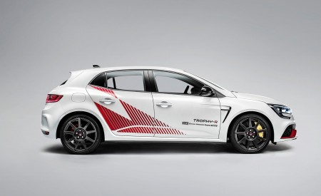 2020 Renault Mégane R.S. Trophy-R Record Version Side Wallpapers 450x275 (55)