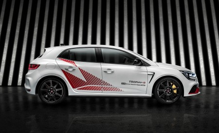 2020 Renault Mégane R.S. Trophy-R Record Version Side Wallpapers 450x275 (50)
