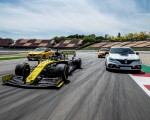 2020 Renault Mégane R.S. Trophy-R and R.S. 19 Formula One Car Wallpapers 150x120 (21)