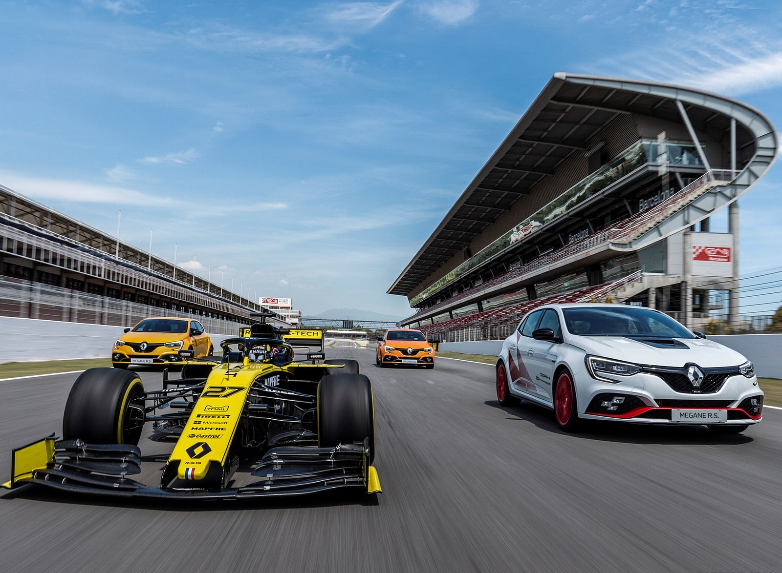 2020 Renault Megane R S Trophy R And R S 19 Formula One Car Wallpapers 23 Newcarcars