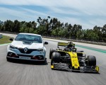 2020 Renault Mégane R.S. Trophy-R and R.S. 19 Formula One Car Wallpapers 150x120 (13)