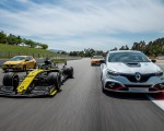 2020 Renault Mégane R.S. Trophy-R and R.S. 19 Formula One Car Wallpapers 150x120 (16)