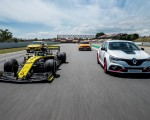 2020 Renault Mégane R.S. Trophy-R and R.S. 19 Formula One Car Wallpapers 150x120 (20)