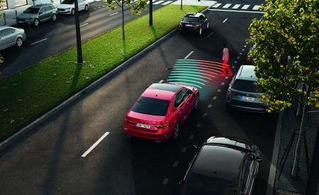 2020 Skoda Superb Front Assist With Pedestrian Protection Wallpapers 450x275 (67)