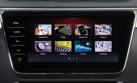 2020 Skoda Superb Laurin & Klement Central Console Wallpapers 450x275 (44)