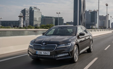 2020 Skoda Superb Wallpapers HD