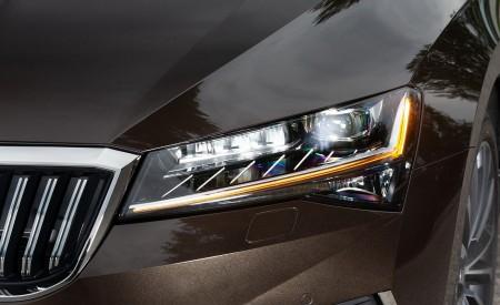 2020 Skoda Superb Laurin & Klement Headlight Wallpapers 450x275 (33)