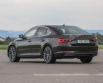 2020 Skoda Superb Laurin & Klement Rear Three-Quarter Wallpapers 150x120 (21)
