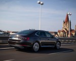 2020 Skoda Superb Laurin & Klement Rear Three-Quarter Wallpapers 150x120 (8)